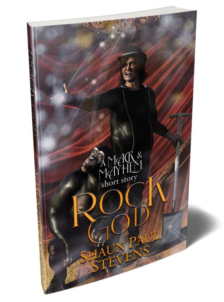 Rock God Free Book Gift
